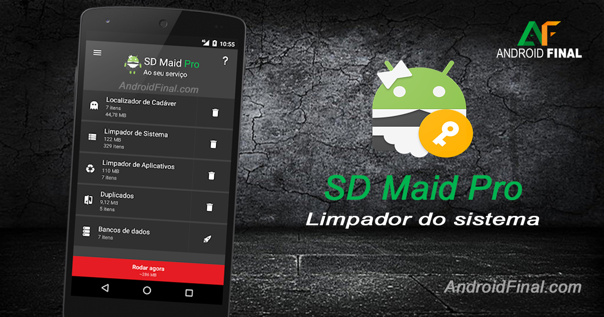 SD Maid Pro v4 14 32 APK – Limpador do Sistema – Download Grátis