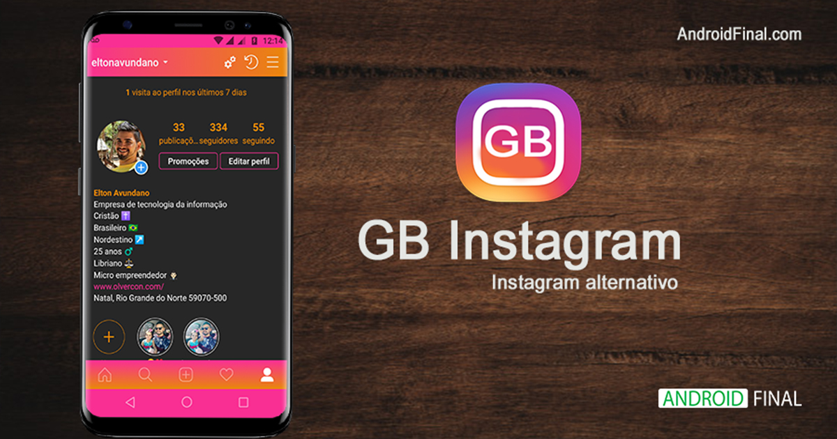 Image result for gb instagram
