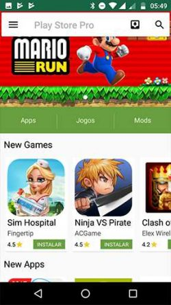 Play Store Pro v16 1 23 + Versão oficial – Download APK – Android Final